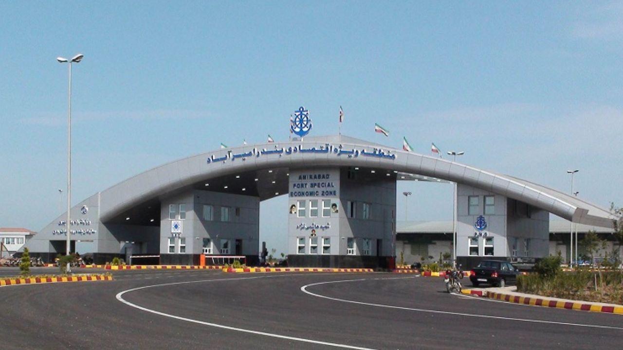 منطقه ویژه اقتصادی بندرامیرآباد