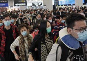 پیش خرید ماسک های ایران توسط تاجران چینی