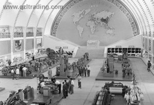 نمایشگاه واردات و صادرات چین1957 میلادی