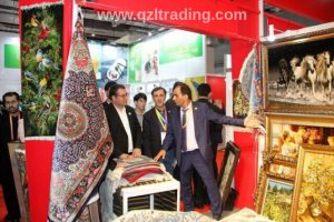 محصولات دانش بنیان ایرانی در نمایشگاه بین المللی واردات چین