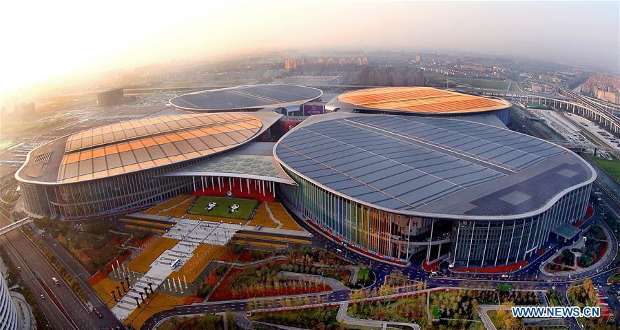 نمایش ملی دومین نمایشگاه بین المللی واردات چین