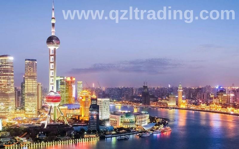 در رابطه با شهر شانگهای چین