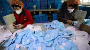 ممنوعیت صادرات ماسکهای خاص