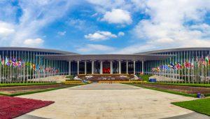 نمایشگاه بین المللی واردات (CIIE) شانگهای چین 2019