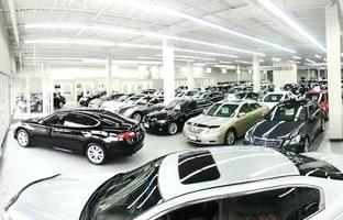 واردات ۴۹۰۰ دستگاه خودرو با ارز دولتی