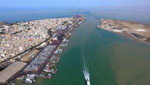 واردات صادرات از طریق مرز دریایی