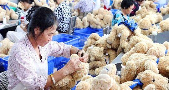 سود ۱۴۰ میلیون دلاری چین  از صادرات عروسک به ایران