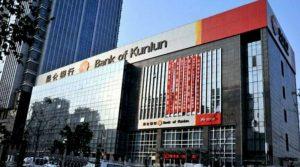 bank of kunlun